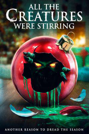 All The Creatures Were Stirring, Movie on DVD, Horror