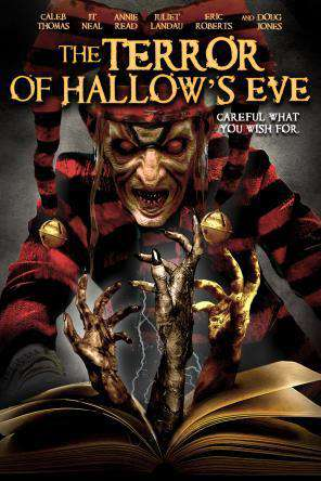 The Terror of Hallow's Eve, Movie on DVD, Horror