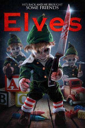 Elves, Movie on DVD, Horror