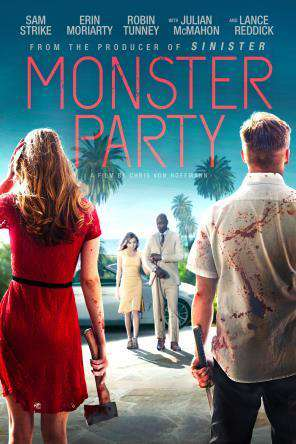 Monster Party, Movie on DVD, Horror