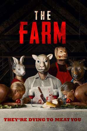 The Farm, Movie on DVD, Horror
