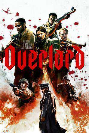 Overlord (2018) (4K UHD), Movie on 4K UHD, Horror