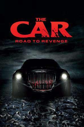 The Car: Road to Revenge, Movie on DVD, Horror