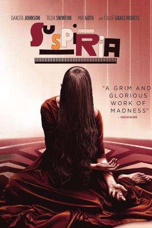 Suspiria, Movie on DVD, Horror