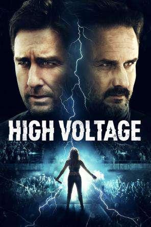 High Voltage, Movie on DVD, Horror Movies, Thriller & Suspense