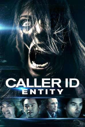Caller ID Entity, Movie on DVD, Horror Movies, Sci-Fi & Fantasy