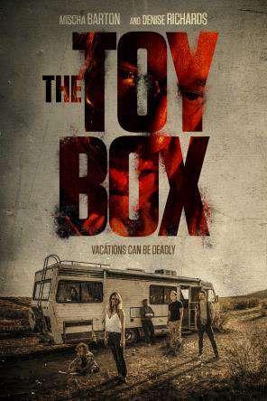 The Toybox, Movie on DVD, Horror Movies, Thriller & Suspense