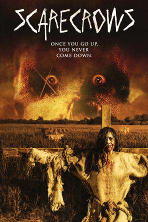 Scarecrows, Movie on DVD, Horror