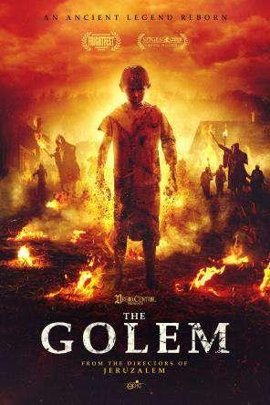 The Golem, Movie on DVD, Horror