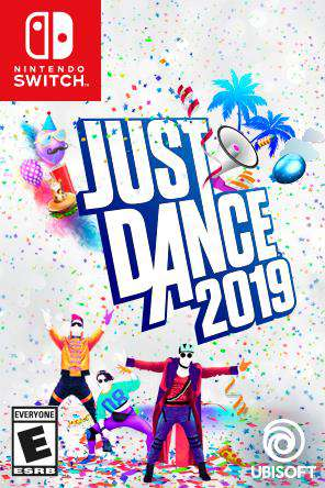 Rent + Just Dance 2019 | Video Game Rentals from Redbox