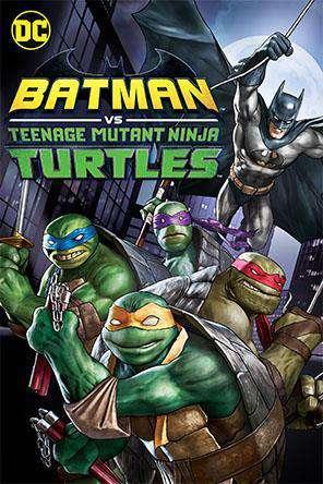 DCU: Batman vs. Teenage Mutant Ninja Turtles