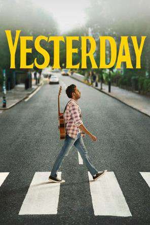 Yesterday, Movie on DVD, Comedy