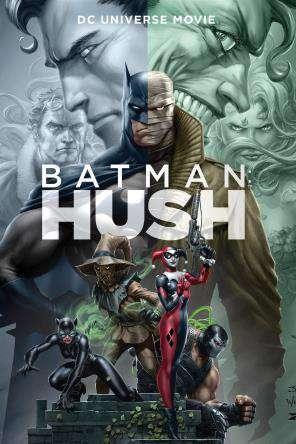 DCU Batman: Hush