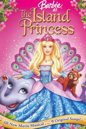 Barbie As The Island Princess, On Demand Movie, Animated DigitalMovies, Family DigitalMovies, Sci-Fi & Fantasy DigitalMovies, Fantasy