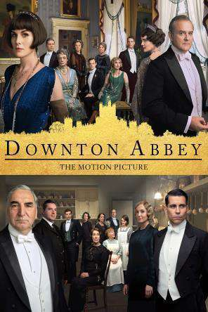 Downton Abbey, Movie on DVD, Drama