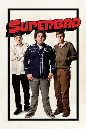Superbad, Movie on DVD, Comedy