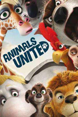 Animals United, Movie on DVD, Animated Movies, Family Movies, Special Interest
