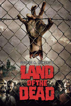 Land Of The Dead, On Demand Movie, Horror