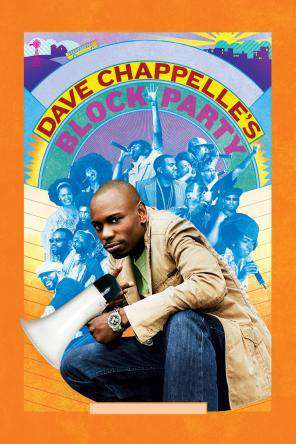 Dave Chappelle's Block Party, On Demand Movie, Comedy DigitalMovies, Special Interest