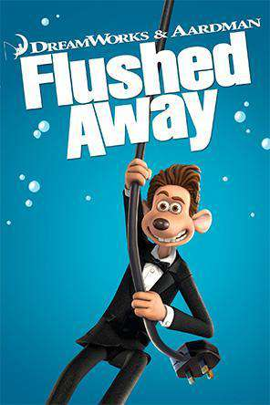 Flushed Away, On Demand Movie, Family DigitalMovies, Kids