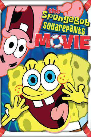 The SpongeBob SquarePants Movie, On Demand Movie, Animated DigitalMovies, Comedy