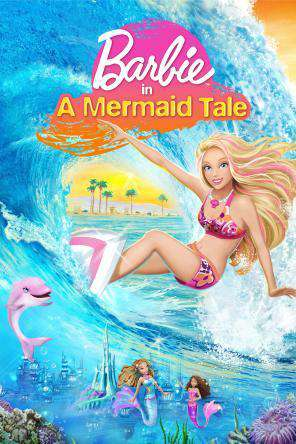 Barbie in a Mermaid Tale, On Demand Movie, Animated DigitalMovies, Family DigitalMovies, Kids
