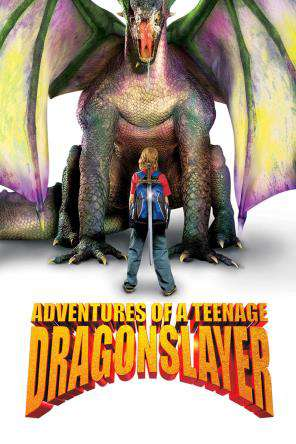 Adventures of a Teenage Dragonslayer, Movie on DVD, Family