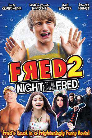 Fred 2: Night of the Living Fred, On Demand Movie, Adventure DigitalMovies, Comedy