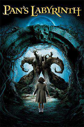 Pan's Labyrinth, On Demand Movie, Adventure DigitalMovies, Drama DigitalMovies, Horror DigitalMovies, Sci-Fi & Fantasy DigitalMovies, Thriller & Suspense DigitalMovies, Fantasy DigitalMovies, Suspense