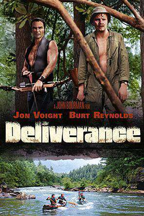 Deliverance (1972), On Demand Movie, Adventure DigitalMovies, Drama
