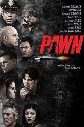 Pawn, On Demand Movie, Action DigitalMovies, Thriller & Suspense DigitalMovies, Thriller