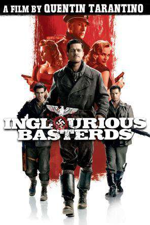 Inglourious Basterds, On Demand Movie, Action DigitalMovies, Adventure DigitalMovies, Drama DigitalMovies, Thriller & Suspense DigitalMovies, Thriller