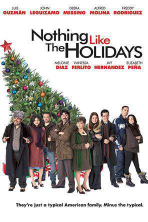 Nothing Like The Holidays, On Demand Movie, Comedy