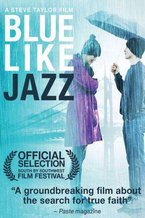 Blue Like Jazz, Movie on DVD, Comedy