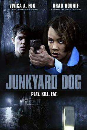 Junkyard Dog, Movie on DVD, Action Movies, Drama Movies, Thriller & Suspense