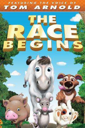 The Race Begins, Movie on DVD, Animated Movies, Family