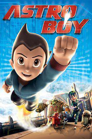 Astro Boy, On Demand Movie, Action DigitalMovies, Animated DigitalMovies, Family DigitalMovies, Sci-Fi & Fantasy DigitalMovies, Sci-Fi