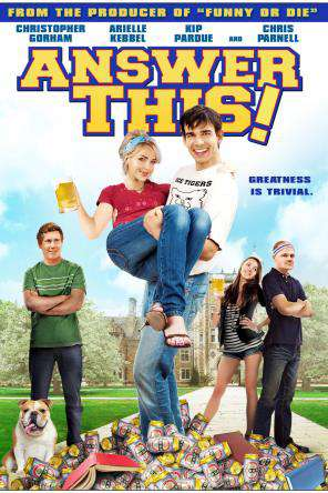 Answer This!, Movie on DVD, Comedy