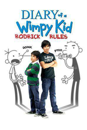 Diary of a Wimpy Kid: Rodrick Rules, On Demand Movie, Family DigitalMovies, Kids