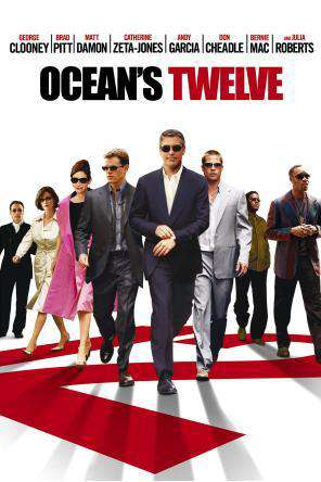 Ocean's Twelve, On Demand Movie, Comedy DigitalMovies, Drama DigitalMovies, Romance