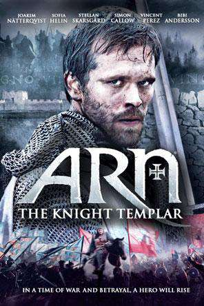 The Knight Templar, Movie on DVD, Action Movies, Adventure Movies, Drama Movies, Special Interest