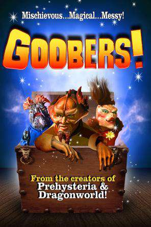 Goobers!, Movie on DVD, Sci-Fi & Fantasy