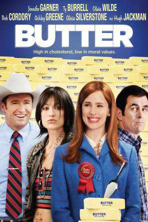 Butter, Movie on DVD, Comedy