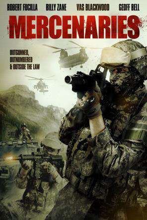 Mercenaries, Movie on DVD, Action