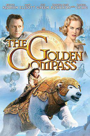 The Golden Compass, On Demand Movie, Action DigitalMovies, Adventure DigitalMovies, Drama DigitalMovies, Family DigitalMovies, Sci-Fi & Fantasy DigitalMovies, Thriller & Suspense DigitalMovies, Fantasy DigitalMovies, Sci-Fi DigitalMovies, Suspense