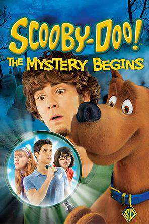 Scooby-Doo! The Mystery Begins, On Demand Movie, Comedy DigitalMovies, Thriller & Suspense