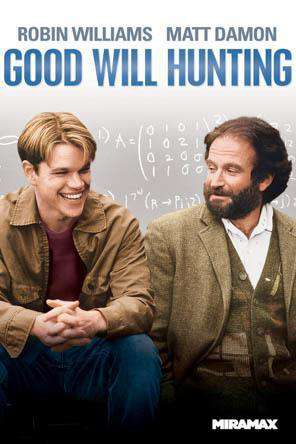 Good Will Hunting, On Demand Movie, Drama