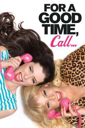 For a Good Time, Call..., Movie on DVD, Comedy