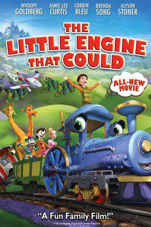 The Little Engine That Could, On Demand Movie, Adventure DigitalMovies, Family