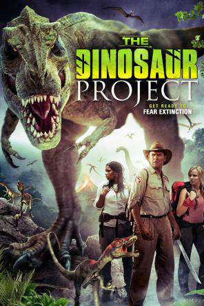 The Dinosaur Project, Movie on DVD, Action Movies, Adventure Movies, Special Interest Movies, Sci-Fi & Fantasy